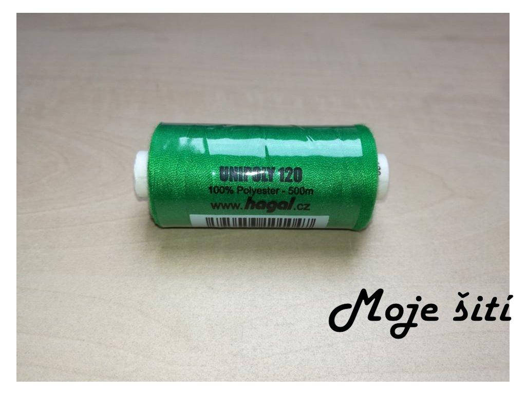 Unipoly 120 - 500m Trávově zelená 617