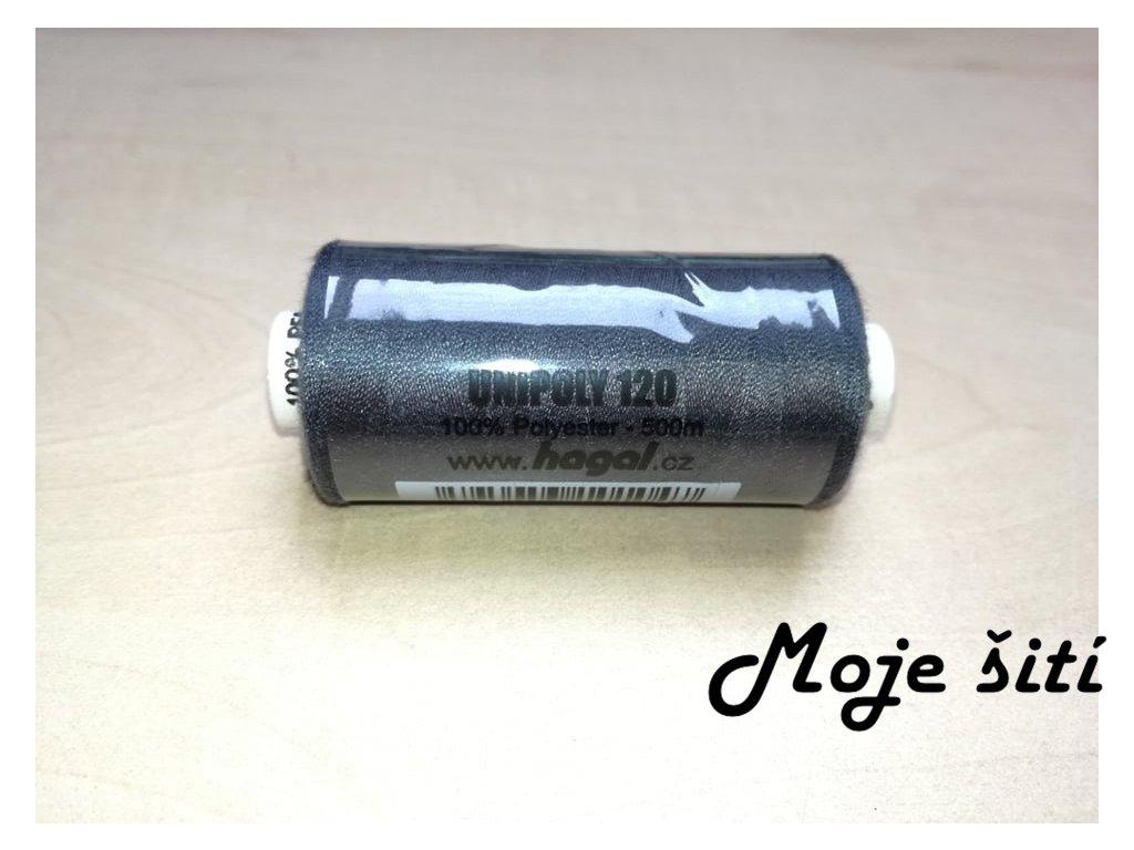 Unipoly 120 - 500m Temně šedá 888