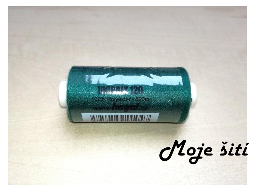 Unipoly 120 - 500m Tmavá zeleň 628