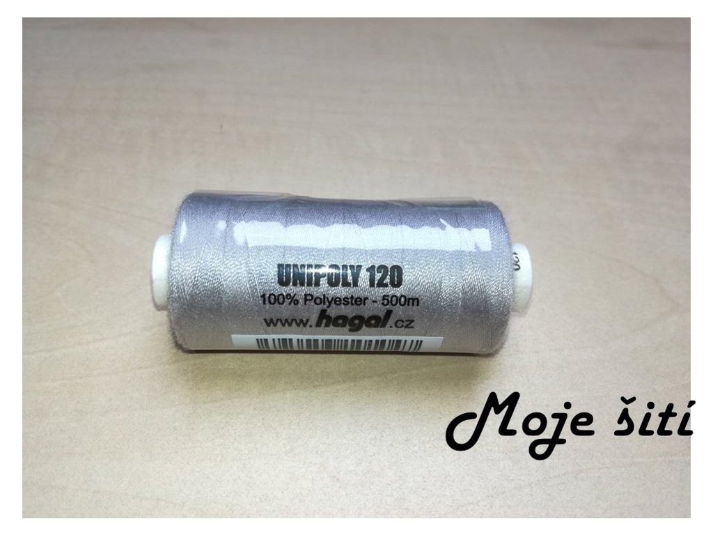 Unipoly 120 - 500m Světle šedá 882