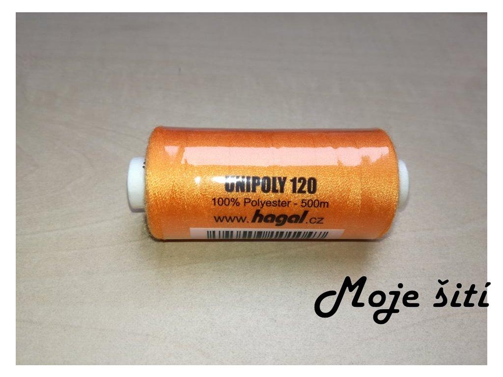 Unipoly 120 - 500m Oranžová 176