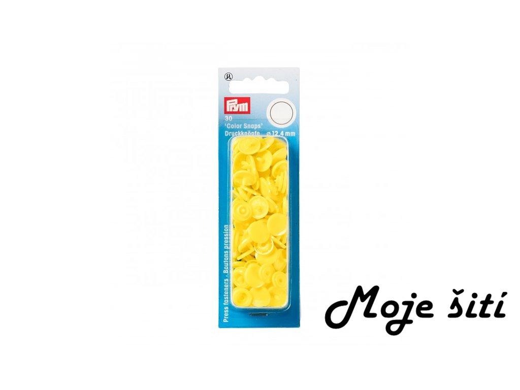 107 světle žluté