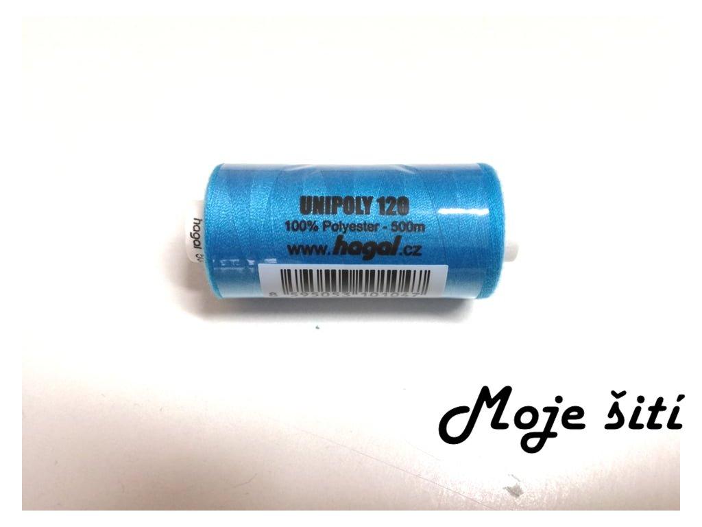 Unipoly 120 - 500m Světle modrá 658