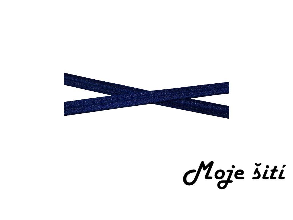 lemovací pruženka pařížská modrá