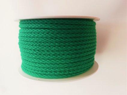 oděvní šňůra zelená
