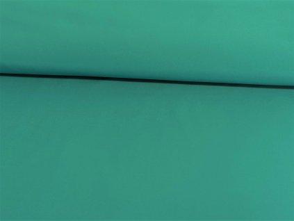 Zimní softshell Smaragdový