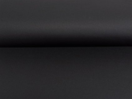 PRUŽNÝ ZIMNÍ softshell černý
