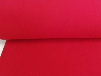 fleece červený (2)