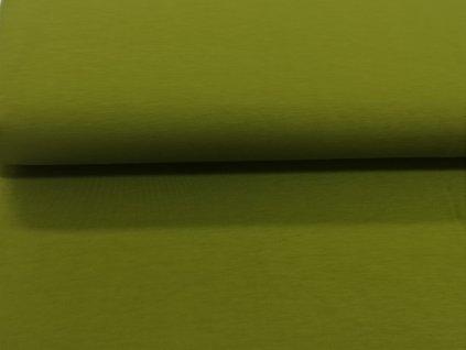 bambusový úplet olivový (1)