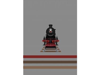 lokomotiva 48x70