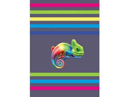 chameleon 48x70