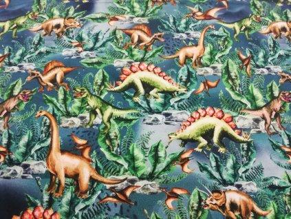 úplet dinosauři (2)