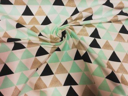 trojuhelníky zlaté a mint (5)