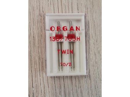 Organ - Dvojjehla 705 H-ZWI 70/2