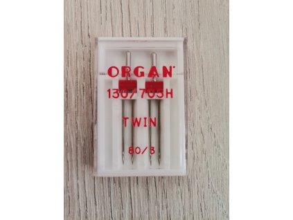 Organ - Dvojjehla 705 H-ZWI 80/3