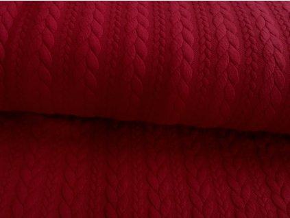 červené
