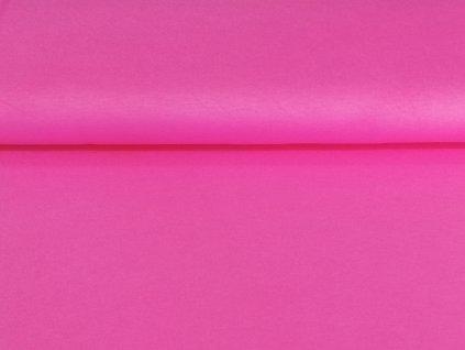 viskozový úplet růžový