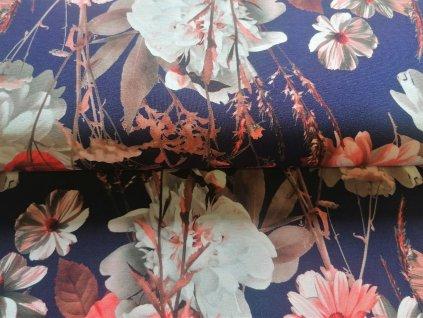 viskoza kvety na modre