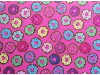 donuty na ruzove