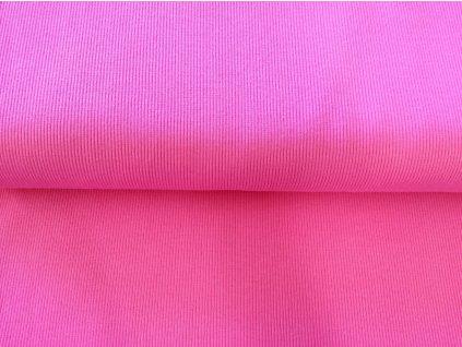 růžový žvýkačkový