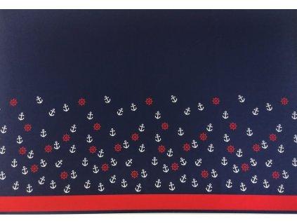 panel na sukni kotvicky a kormidla
