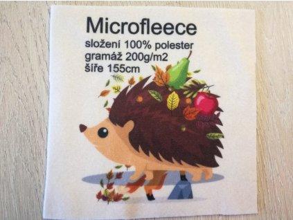 Vzorek Microfleece