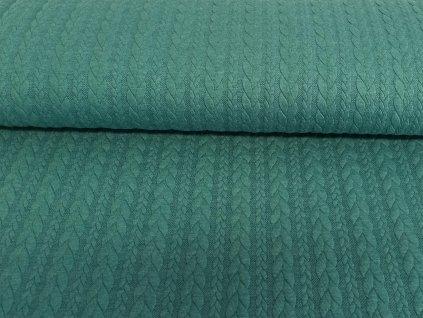 Copánky světlý smaragd