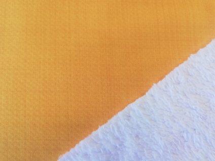 softshell s beránkem hořčicový (2)