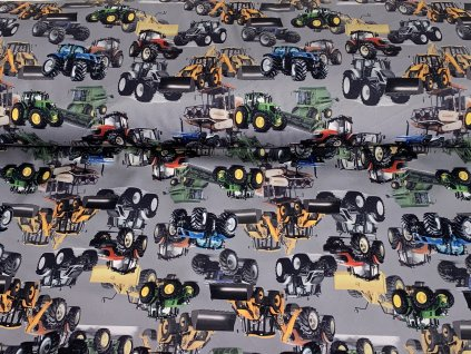 traktory a bagry