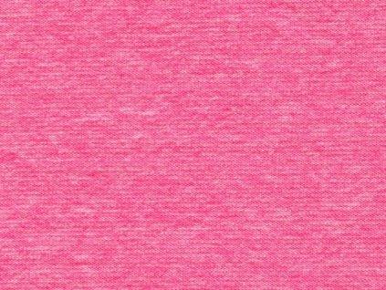 růžová melanž
