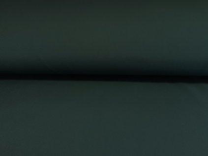 ZIMNÍ softshell tmavě zelený
