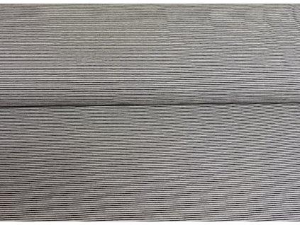 Černo bílé proužky (2)