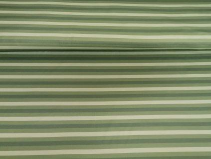 Zelené proužky