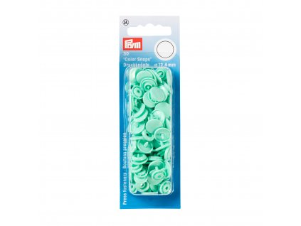 Color snaps PRYM mint