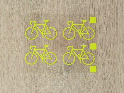 žlutá kola