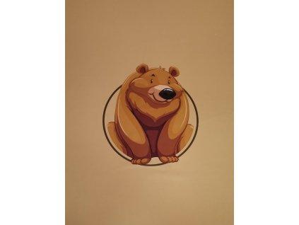 Medvěd s obručí