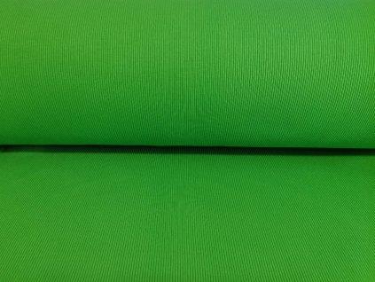 sytě zelená