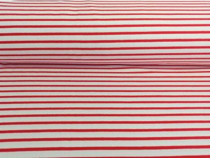 červeno bílé proužky (2)