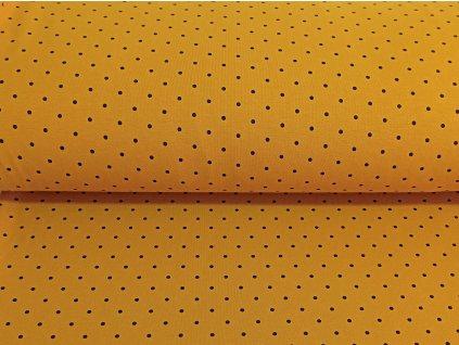 černé puntíky na hořčicové (5)