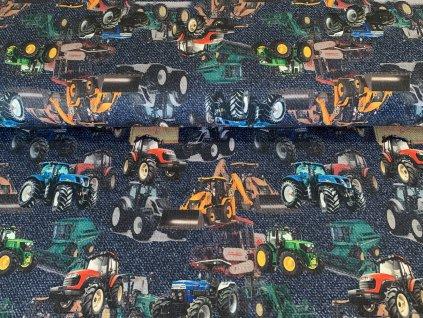 traktory na jeans