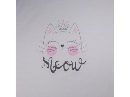 Kočička mňau