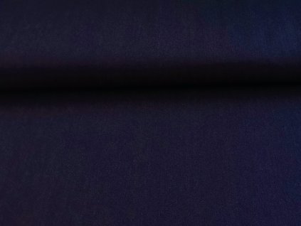 Pružná riflovina tmavě modrá