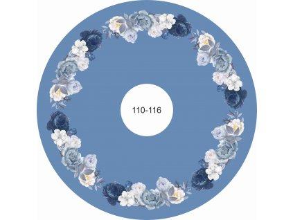 modrobílé růže 110 116