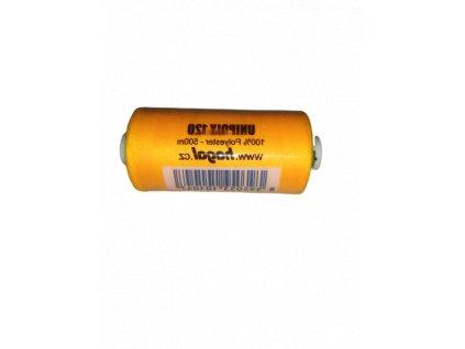 Světlá reflexní oranžová 01378