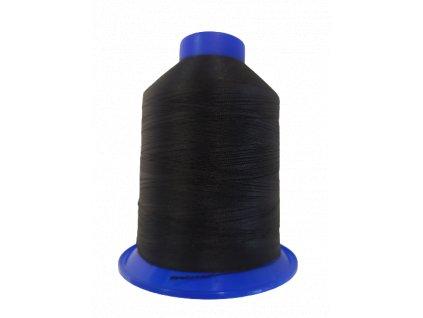 Niť Sabaflex 30 900m černá