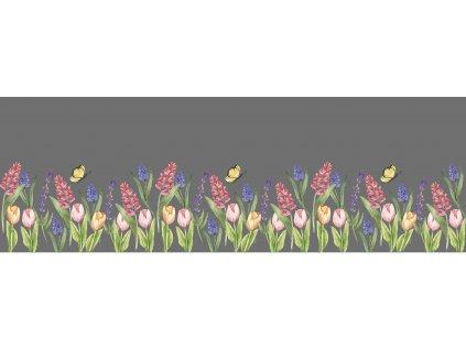 Tulipany na sede 150x50