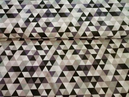 Šedé trojúhelníčky