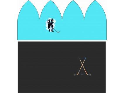 cepice nakrcnik hokejistamodra