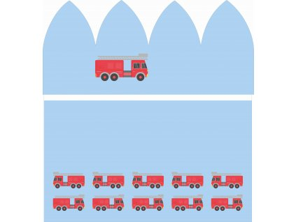 nákrčník 46 48 hasiči