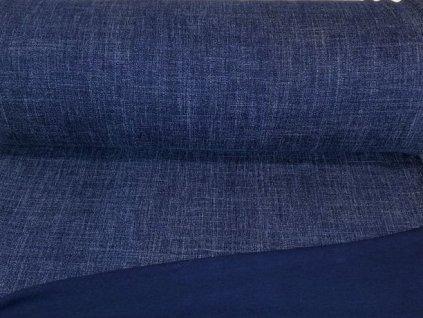 Jeans počesaná